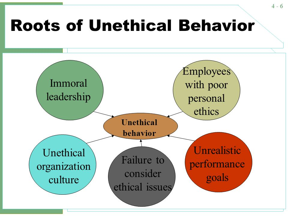 "explain how corporate culture influences the ethical behavior of an organization Tolerating bad behavior to improve the bottom line and justifying it as ""not really  illegal""  the goal of an ethical organizational culture is the greater good of all   to influence society, ""it is difficult to conceive of another institution with the same   and comfortably about issues that are typically sensitive and difficult to discuss."