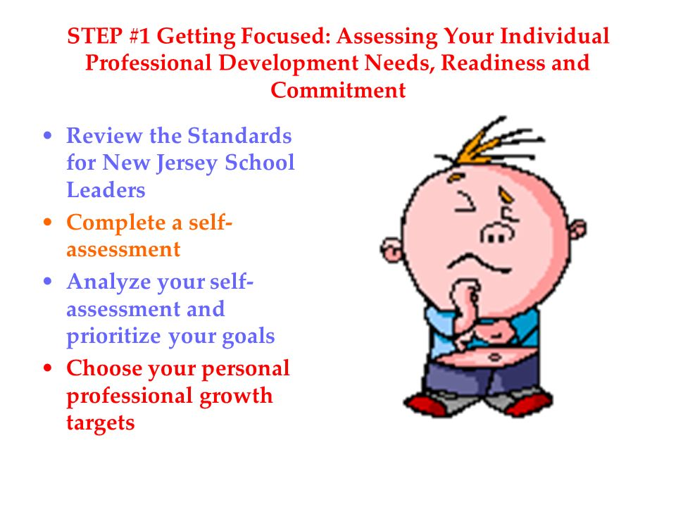Review the Standards for New Jersey School Leaders