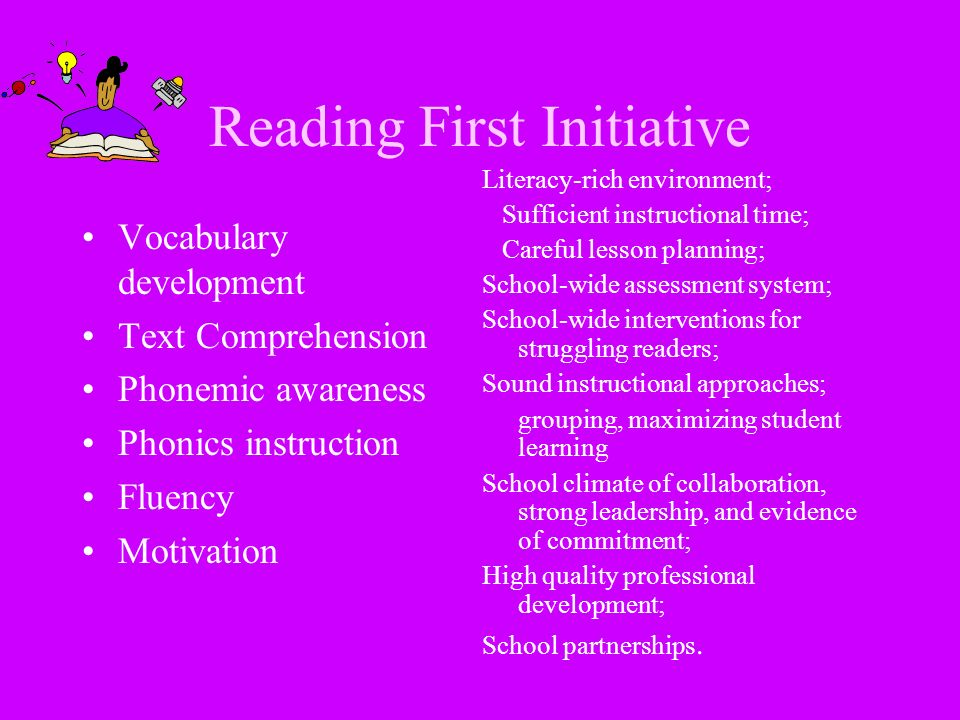 Reading First Initiative