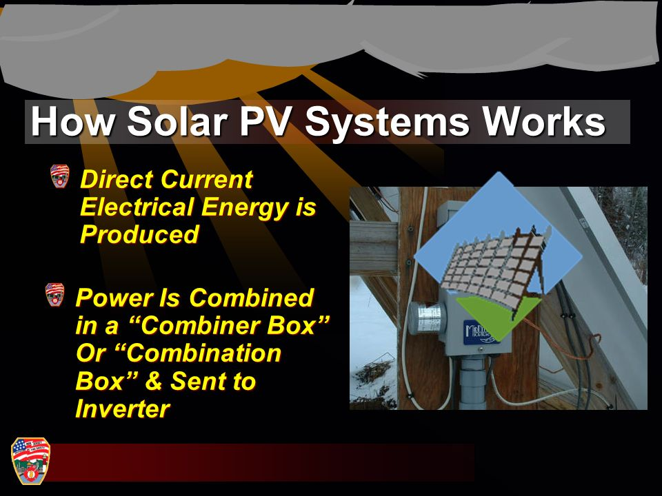 How Solar PV Systems Works