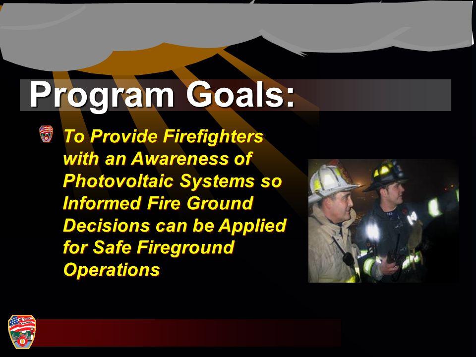 Program Goals: