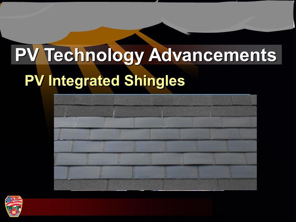 PV Technology Advancements