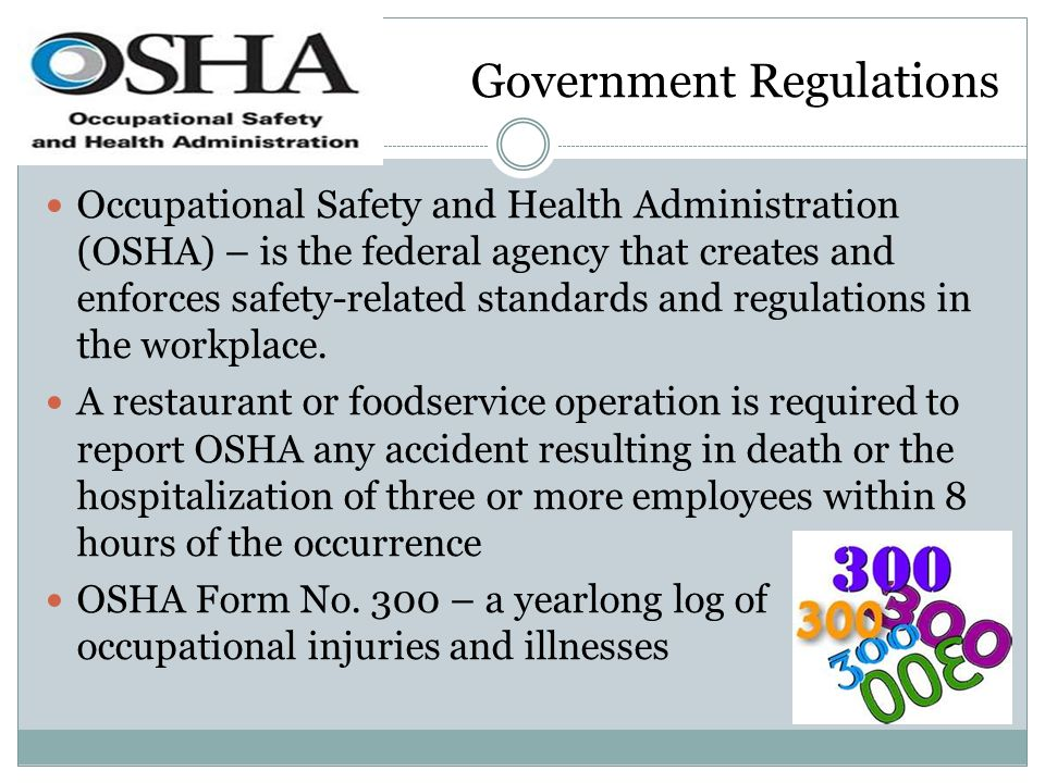 workplace health and safety regulations pdf