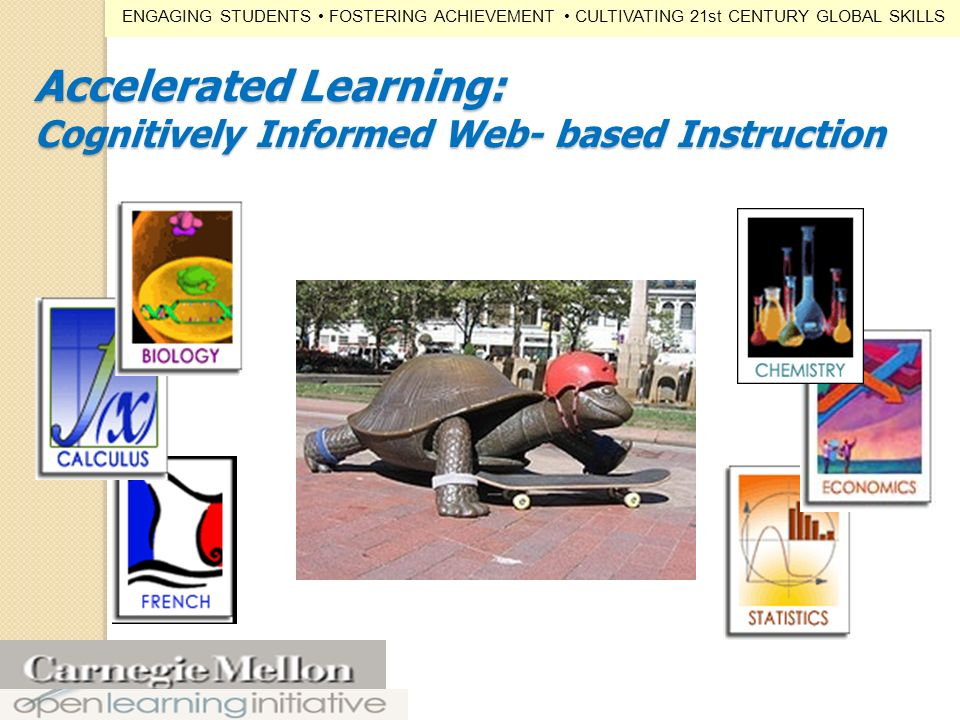 Accelerated Learning: Cognitively Informed Web- based Instruction