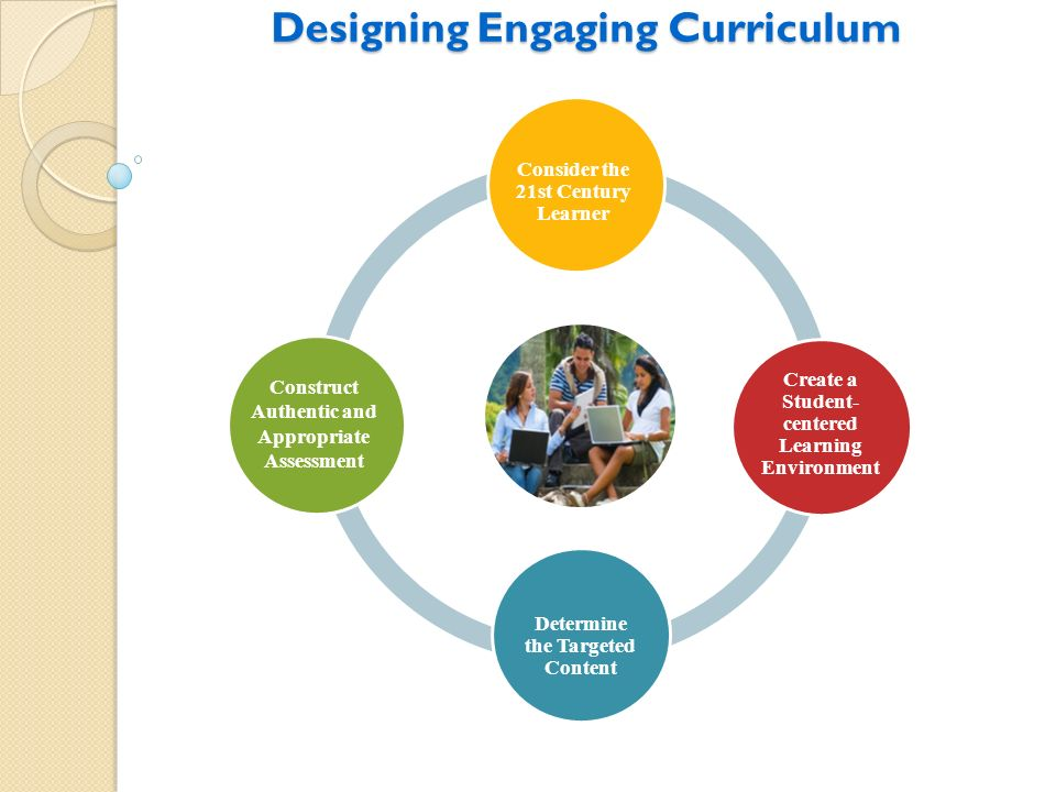 Designing Engaging Curriculum