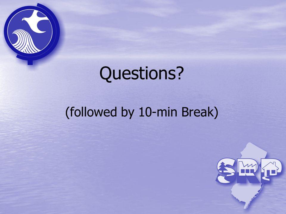 Questions (followed by 10-min Break)