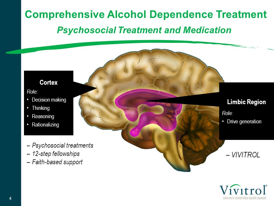Comprehensive Alcohol Dependence Treatment