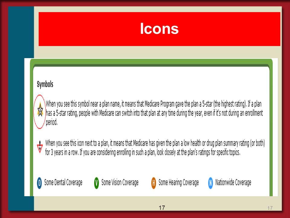 Icons 17
