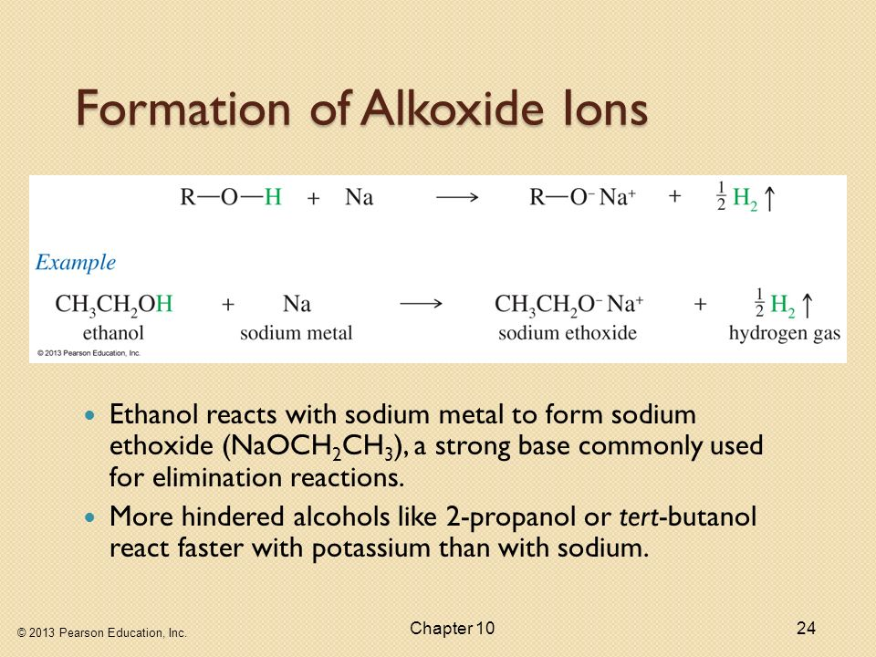 Alcohols: Structure & Synthesis - ppt video online download | 960 x 720 jpeg 113kB