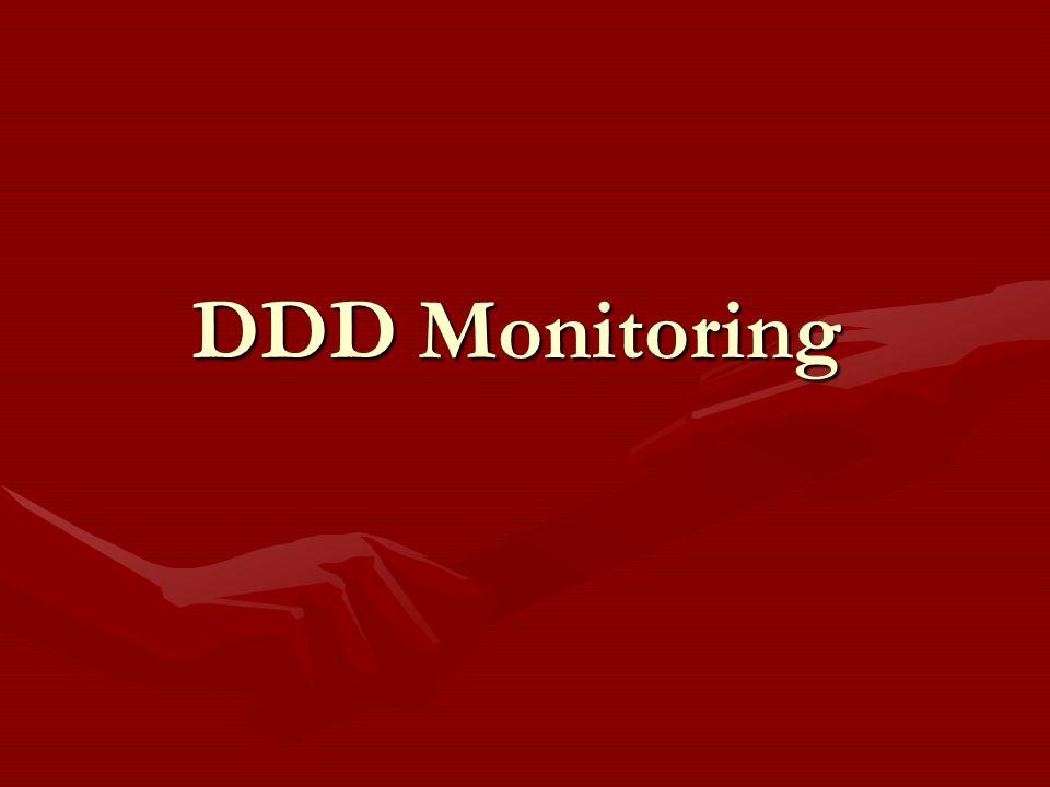 DDD Monitoring