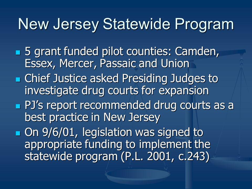 New Jersey Statewide Program