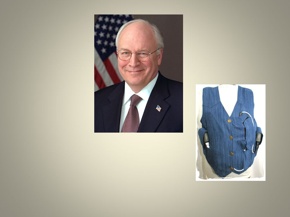 Former VP Dick Cheney had a VAD prior to his recent heart transplant