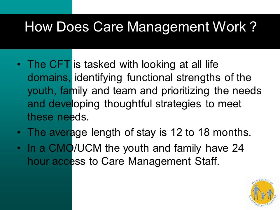 How Does Care Management Work