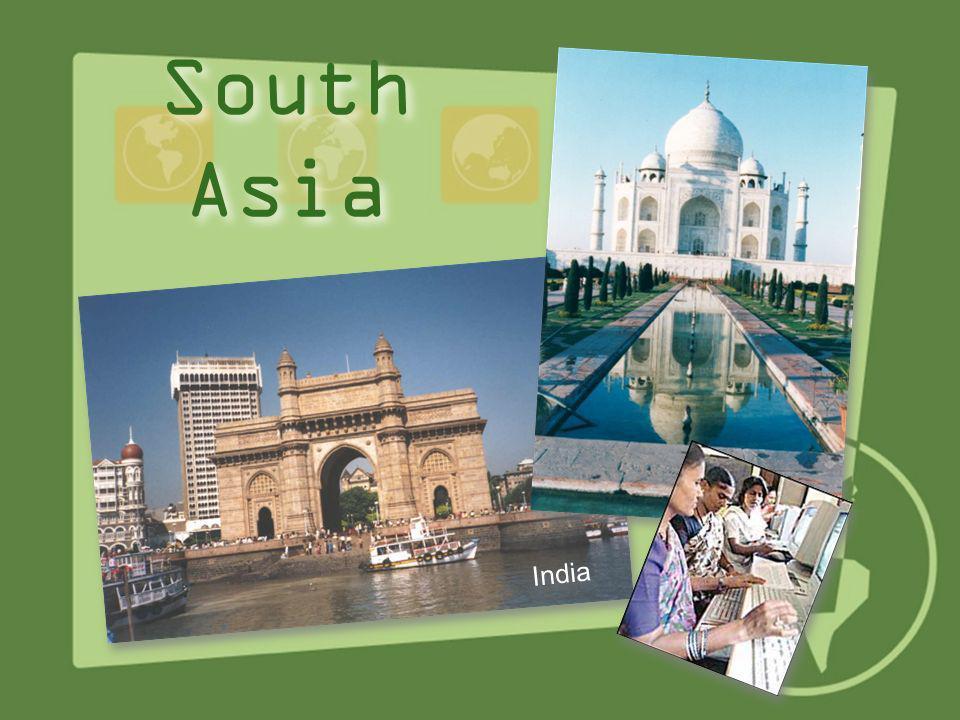 South Asia India