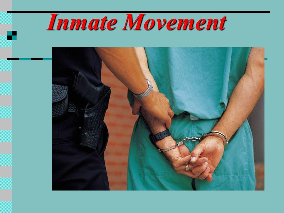 Inmate Movement