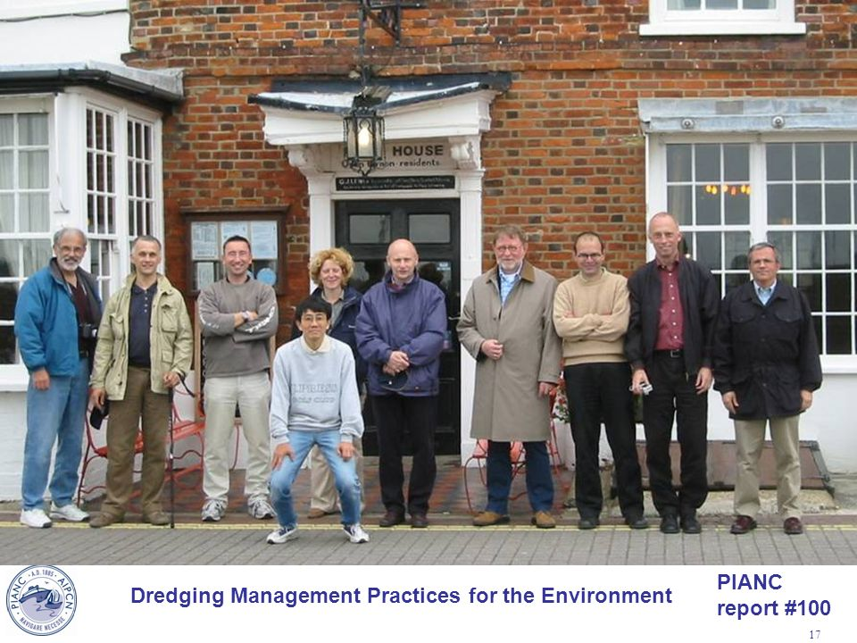 Active Working Group members