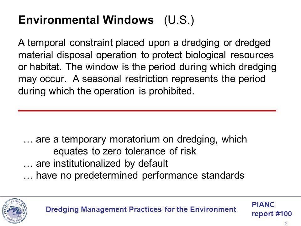 Environmental Windows (U.S.)