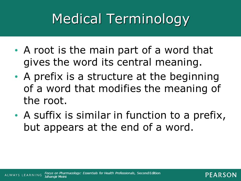 3 Terminology Abbreviations And Dispensing Prescriptions Ppt