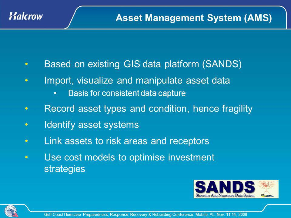 Asset Management System (AMS)