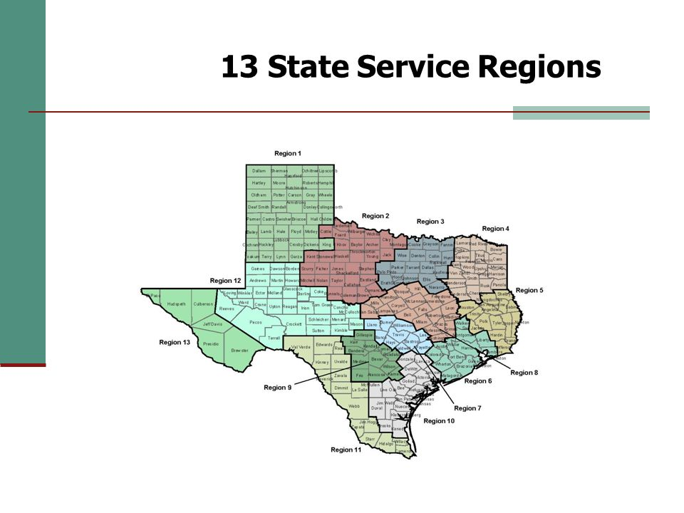 2011 Regional Allocation Estimated State Credit Ceiling is $52 million