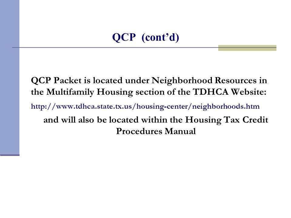 §49.9(a)(2) QCP (cont'd)