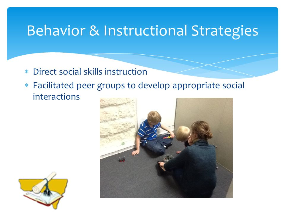 Behavior & Instructional Strategies