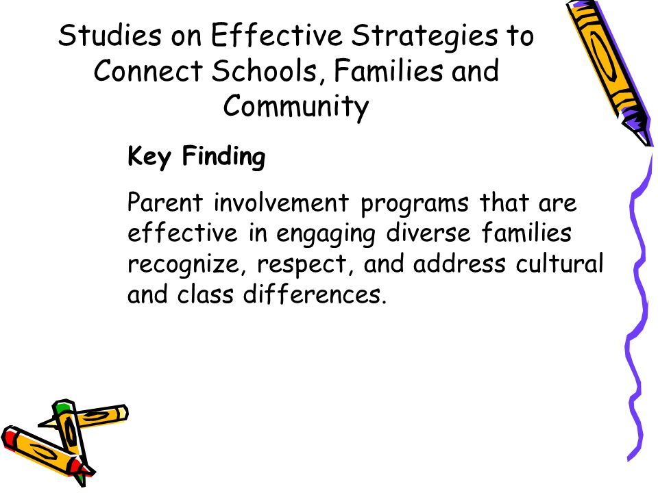 Studies on the Impact of Parent and Community Involvement on Student Achievement