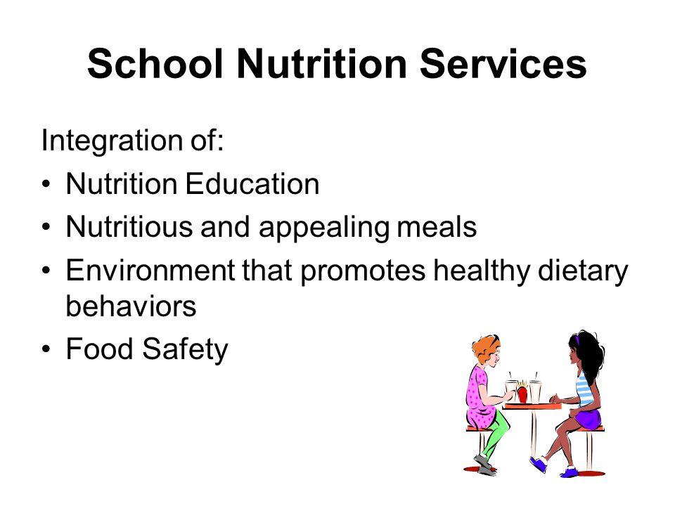School Nutrition Services