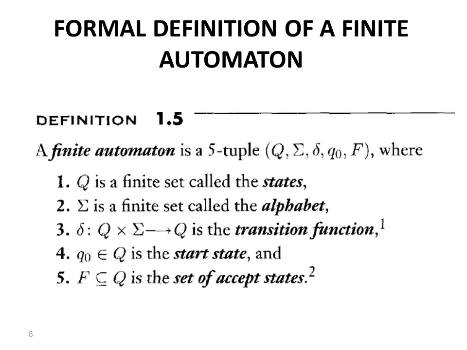 Attractive Finite Number Definition