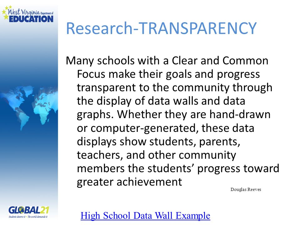 Research-TRANSPARENCY