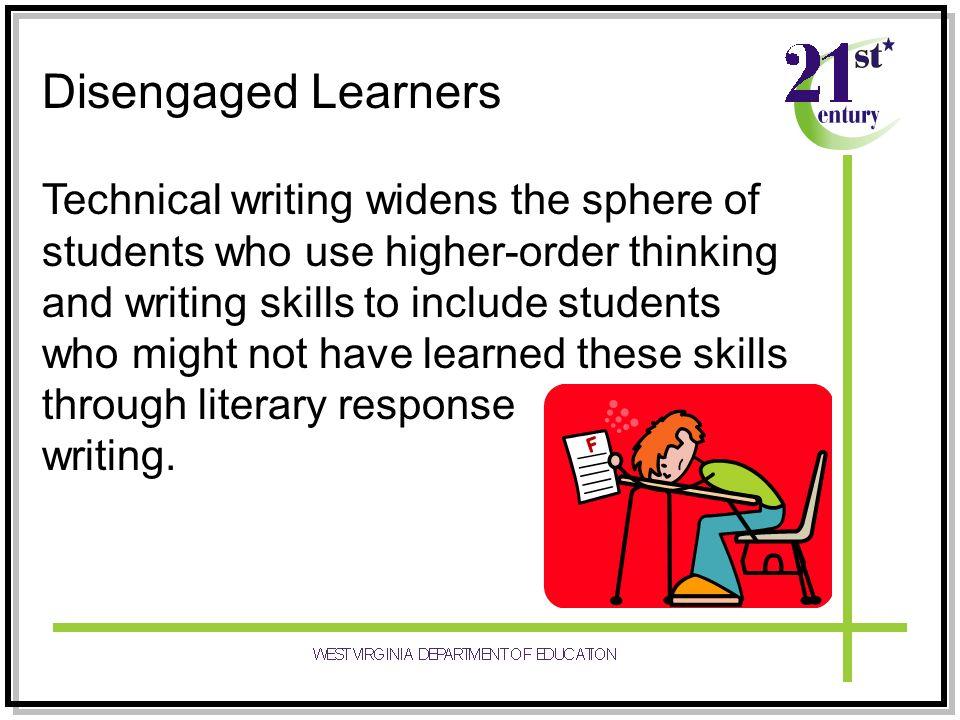 Disengaged Learners
