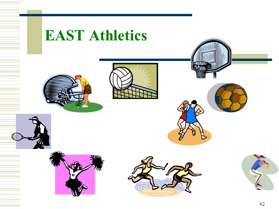 EAST Athletics