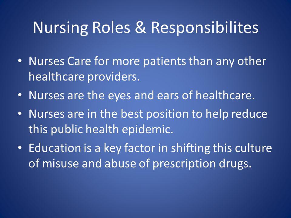 Nursing Roles & Responsibilites