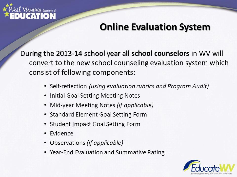 Online Evaluation System