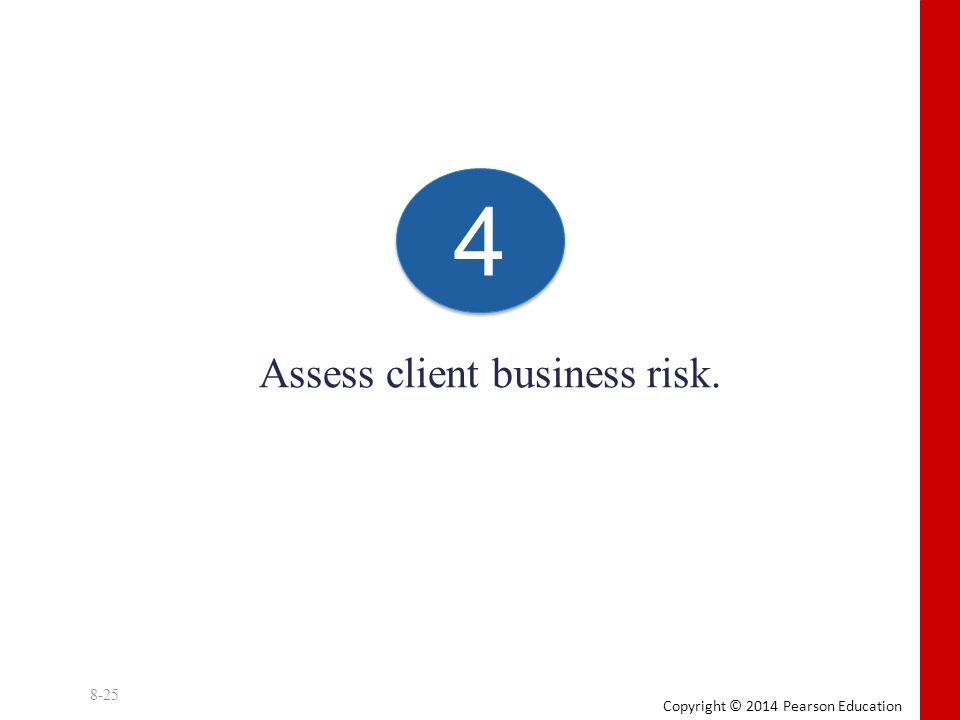 risk and client Risk impact assessment is the process of assessing the probabilities and consequences of risk events if they are realized.