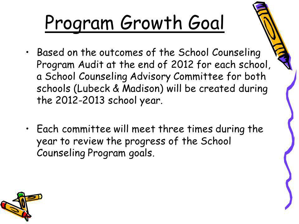Program Growth Goal