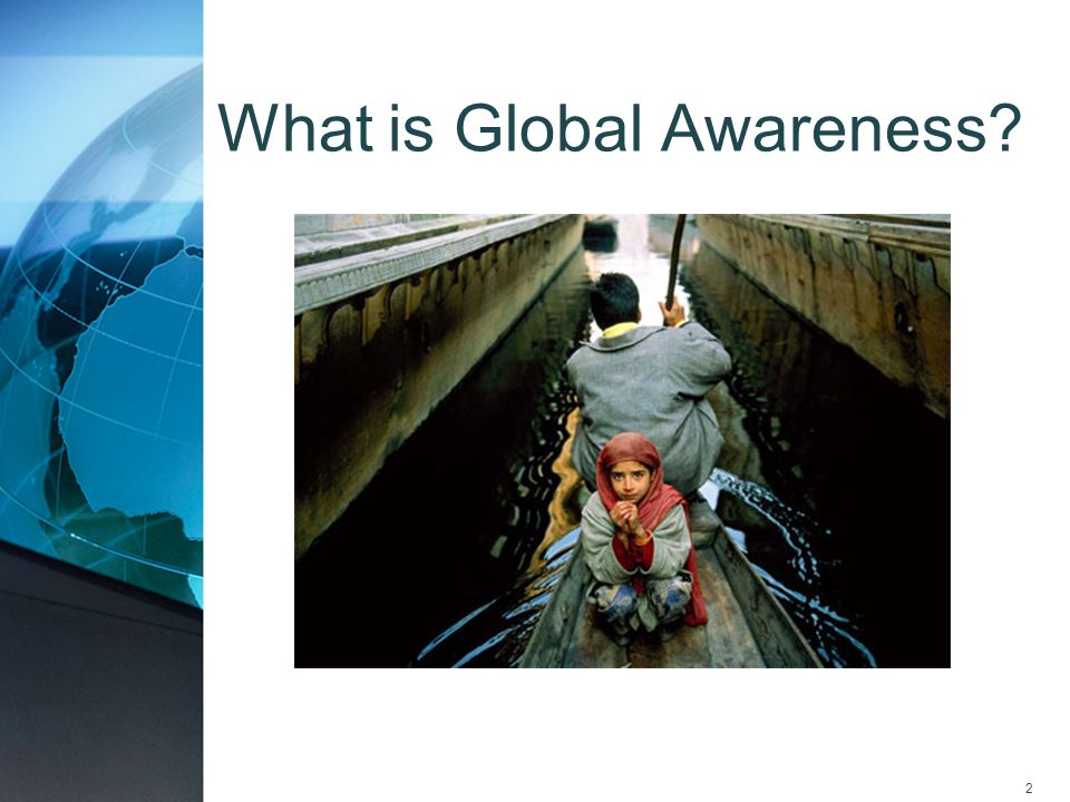 What is Global Awareness
