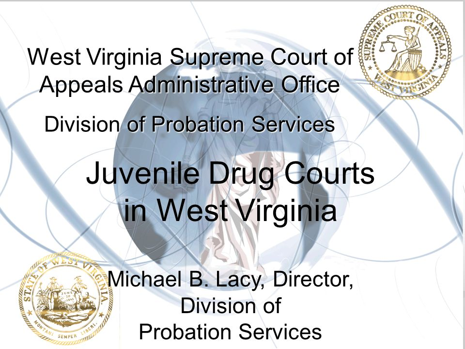 Juvenile Drug Courts in West Virginia