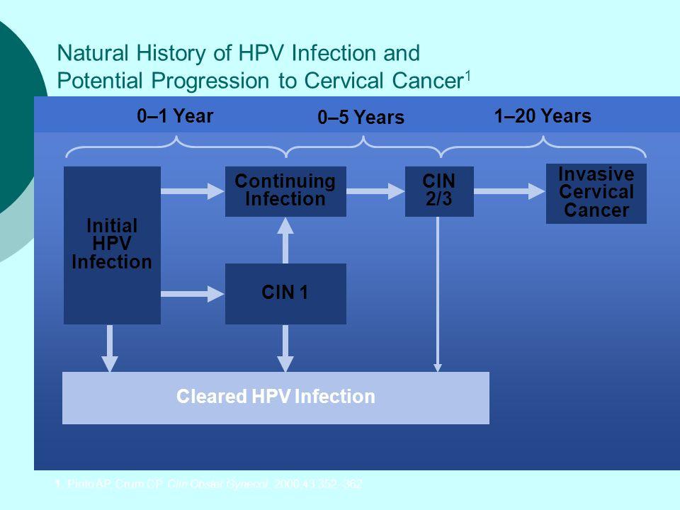 Invasive Cervical Cancer