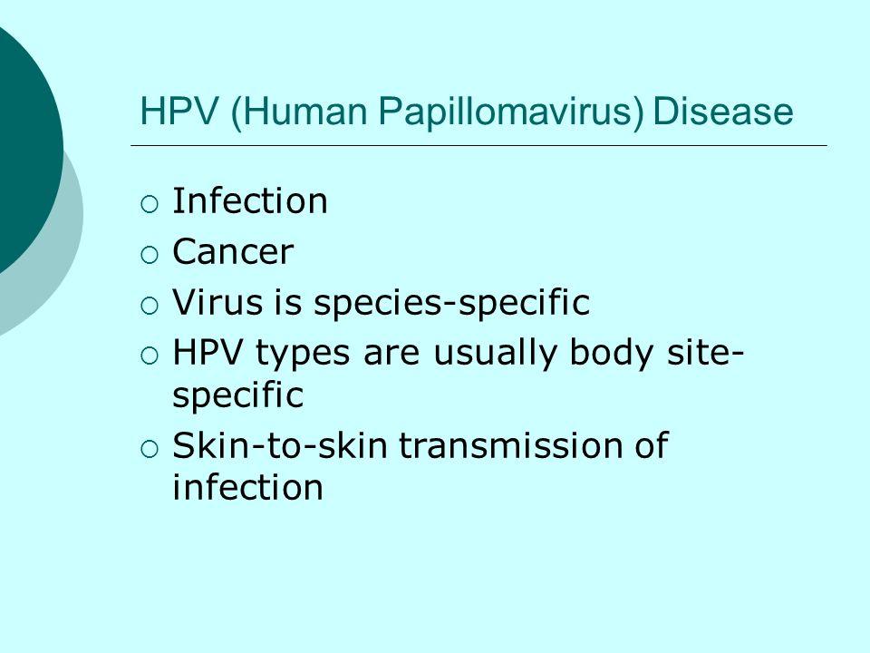 HPV (Human Papillomavirus) Disease