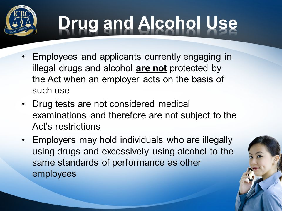 Drug and Alcohol Use