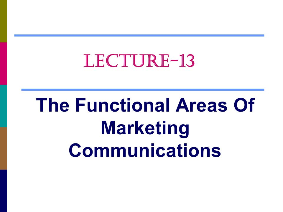 functional areas and communication essay Project communication management   limiting areas in which misinterpretation could arise  functional managers need to know information related to their .