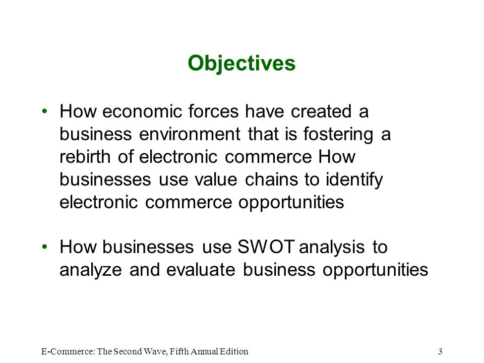 chapter 5 value chain and swot