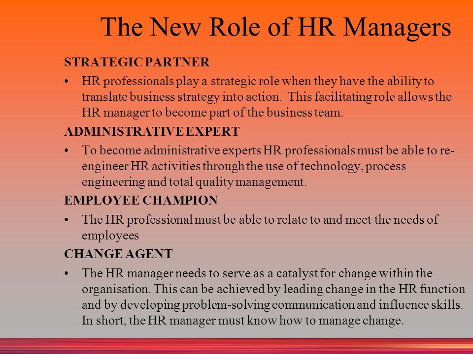 the supervisors role in the modern The basic roles of manager in business organization 5 – overall managers – supervising complicated economic unit, like enterprise, branch establishment or separate department and responsible for whole economic activity of.