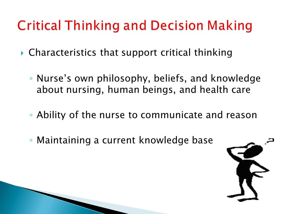 quiz on nursing ethics and critical thinking Using an inspiring, insightful, how-to approach, this book helps you develop critical thinking, clinical reasoning, and test-taking skills in preparation for the nclex ® examination and, even more importantly, apply critical thinking and clinical reasoning to nursing practice.