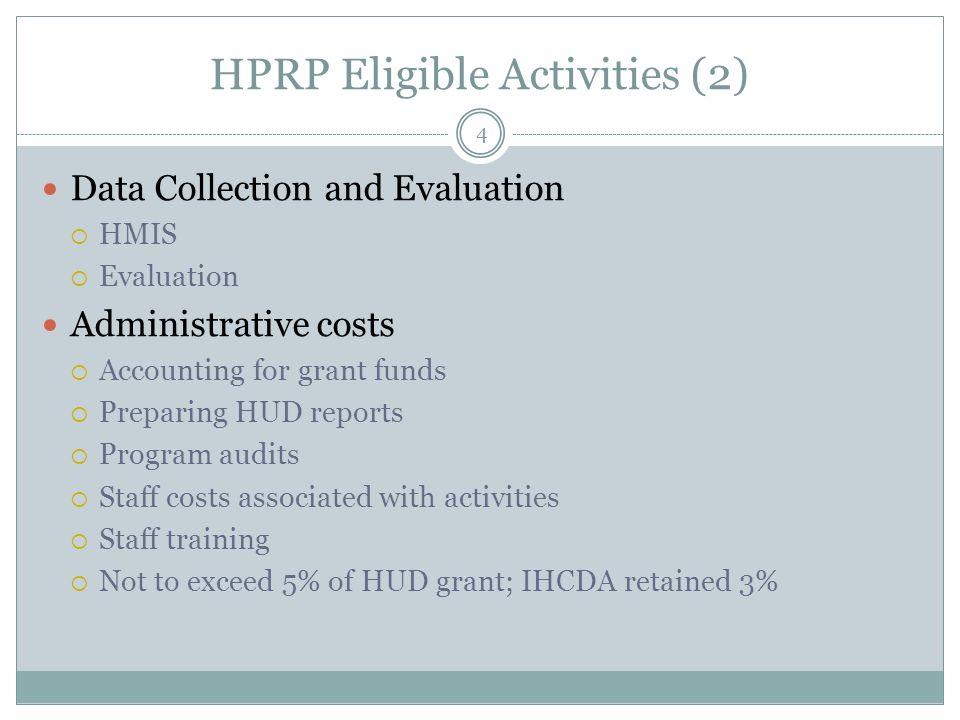 HPRP Eligible Activities (2)