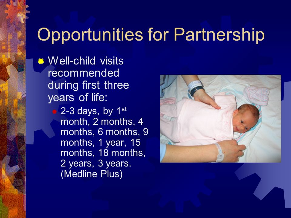 Opportunities for Partnership