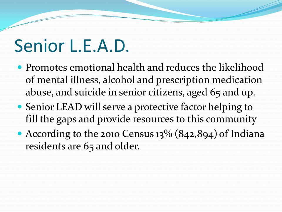 Senior L.E.A.D.