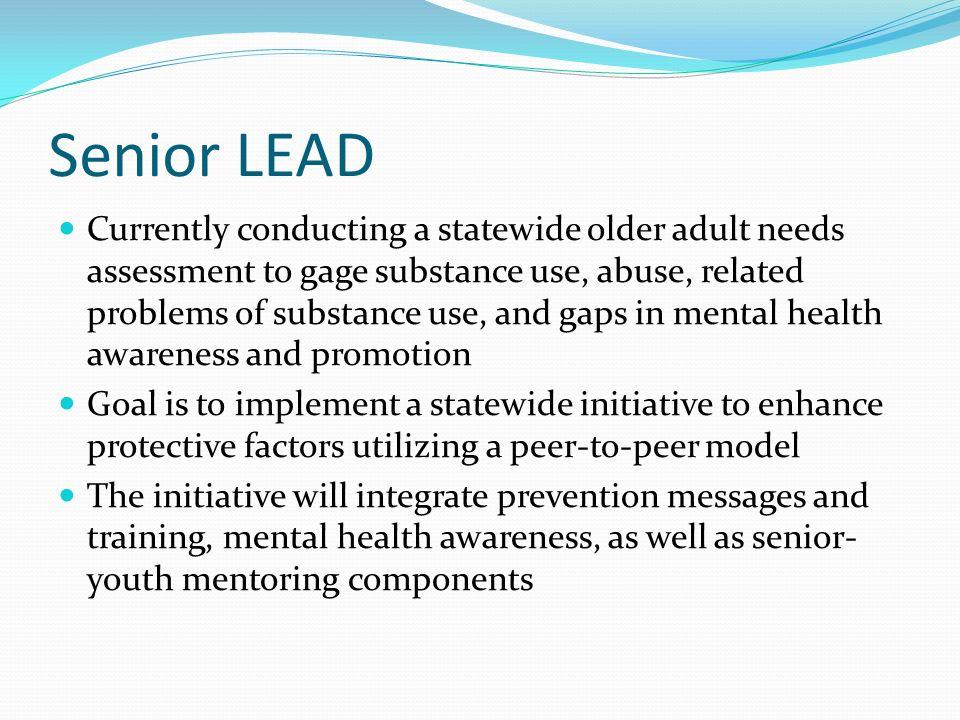 Senior LEAD
