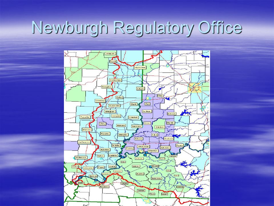Newburgh Regulatory Office